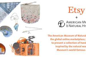 The American Museum of Natural History x Etsy Collaboration is Chic