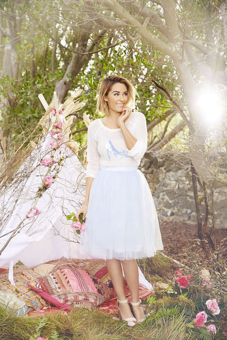 Modern Princess Fashion - Lauren Conrad's Cinderella Collection Debuts at Kohls in Time for the Film