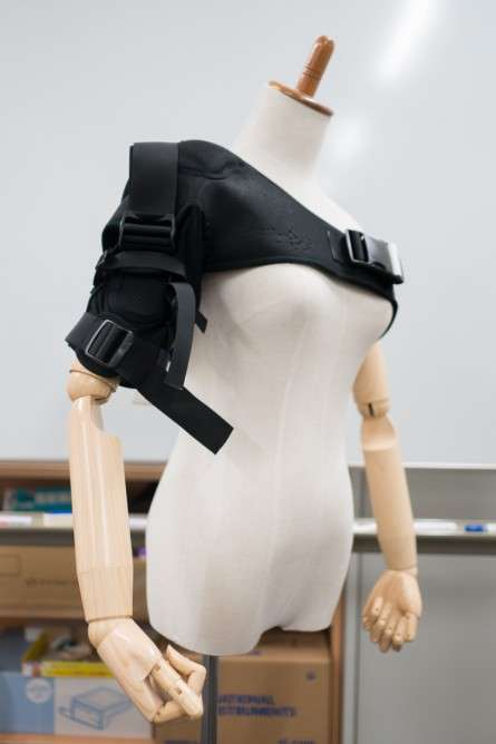 Muscle-Enhancing Exoskeletons - This Soft Exoskeleton Suit Reduces Muscle Load