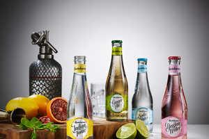 The Swedish Soda Brand Apotekarnes has a Fresh New Look
