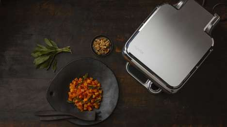 Precise Hybrid Cookers - This Cooking Device Blends Sous Vide and Countertop Grill