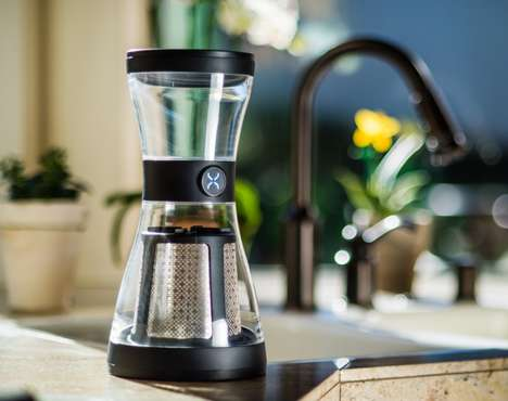 Cold Coffee Makers - The BodyBrew Takes the Heat Out Of Coffee Brewing