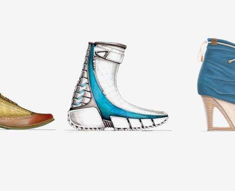 Shoe Designer Platforms