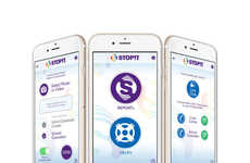 Cyberbully-Reporting Apps - The Stop!t App Helps Kids Report Cyberbullying in an Easier Manner