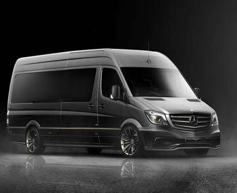 Luxury Business Vans