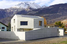 Concrete Alpine Homes