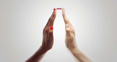 Hand-Choreographed Commercials - The Coca-Cola Glass Bottle Ad Celebrates Its 100th Anniversary