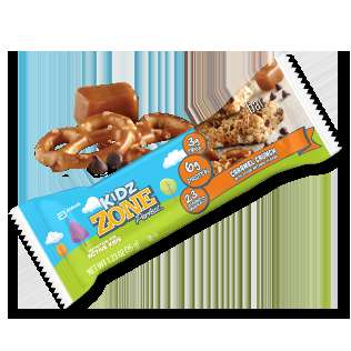 Chocolatey Nutrition Bars - This Snack Bar for Kids Contains a Source of Protein, Fiber and Vitamins
