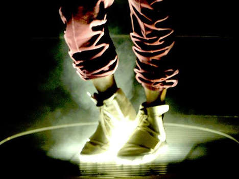 Revolutionary Sport Sneakers - The Yeezy Boosts Were Unveiled By Kanye West At the Grammys