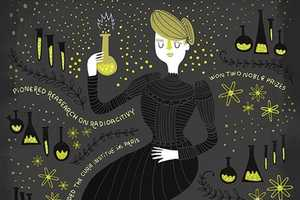 Rachel Ignotofsky's 'Women in Science' Pays Tribute to Lady Genuises