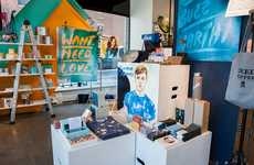 Experiential Co-Branded Retail