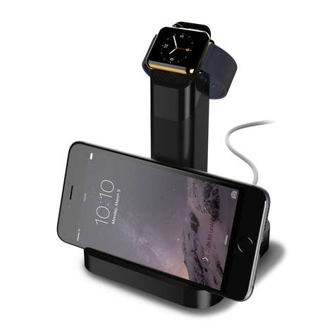 Practical Smart Watch Stands - The Griffin WatchStand Charges and Displays the Apple Watch