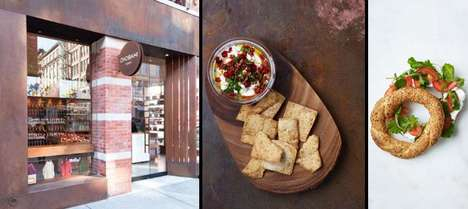 Experimental Yogurt Cafes - Chobani SoHo Immerses Customers in Unique Flavors and Experiences
