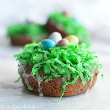 Easter Breakfast Donuts - This Easter Dessert Recipe is a Sugar Lover's Dream