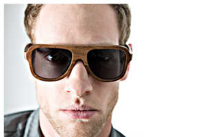 Buy a Pair of These Hardwood Sunglasses and Two Trees Will be Planted