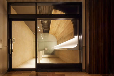 Purified Smoking Sections - Hiroyuki Ogawa Architects Designs a Perpetually Filtered Smoking Room