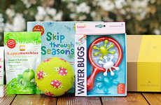 Tailored Motherhood Kits - Citrus Lane Ships Out Curated Gift Boxes for Mom and Baby
