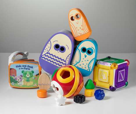Educational Toy Subscriptions - Spark Box Toys' Rental Service Entertains and Educates
