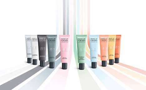 Extensive Skin Equalizers - MAKE UP FOR EVER's Step 1 Series Creates Flawless Skin in a Flash