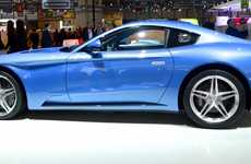 Reworked Touring Cars - The Berlinetta Lusso Arose Out Of a Reworked Ferrari F12
