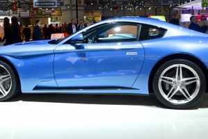 The Berlinetta Lusso Arose Out Of a Reworked Ferrari F12