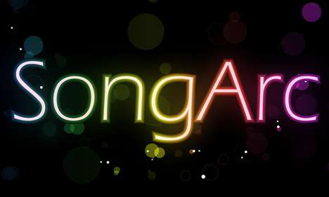 Beat-Keeping Music Games - The SongArc Game Debuting at SXSW Changes the Way You Listen to Music