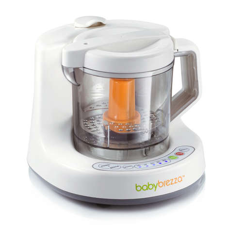 Baby Food Processors - The Baby Brezza One Step Baby Food Maker is a Game Changer