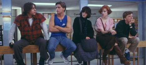 Remastered 80s Films - A Remastered Version of The Breakfast Club Will Premiere at SXSW