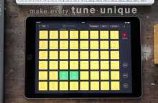 Performance-Enhanced Music Platforms - Novation's Launchpad App Lets Users Create and Remix Tunes