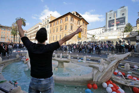Artistic Sports Promotions - The Mayor of Rome is Offering Free Museum Entry for Soccer Fans