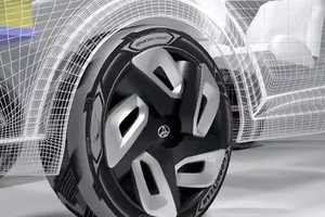 The Goodyear BH03 Uses Heat to Recharge Hybrid and EV Batteries