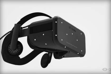 Two-Screen VR Headsets (UPDATE) - The Secret Behind the Oculus Crescent Bay is Revealed at SXSW 2015