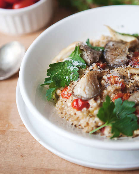 Savory Oatmeal Recipes - This Delicious Dish Puts a Heartier Spin on a Classic Morning Meal