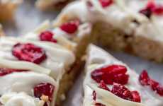 Beloved Brand Recipes - This Cranberry Bliss Bar Recipe Will Tide You Over Until the Holidays