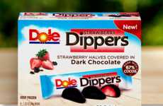 To-Go Chocolate Fruits - Dole Dippers Fruit and Chocolate Snacks Are Perfectly Portable