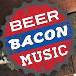 Bacon-Offering Beer Festivals - Beer Bacon Music Festival Provides Craft Beer Samples and Bacon