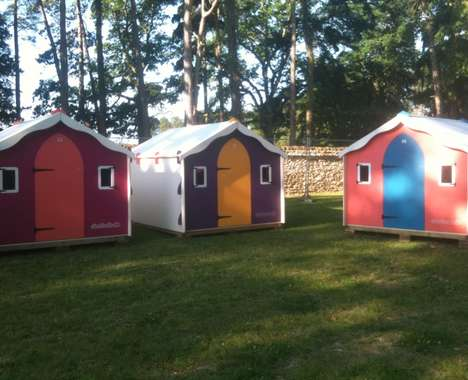 Homey Camping Pods