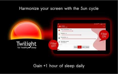 After-Dark Display Apps - This Blue Light Filter App Protects Your Eyes from Harmful Backlit Screens