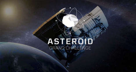 Data-Yielding Space Apps - The NASA Asteroid Hunter App is for the Citizen Scientist