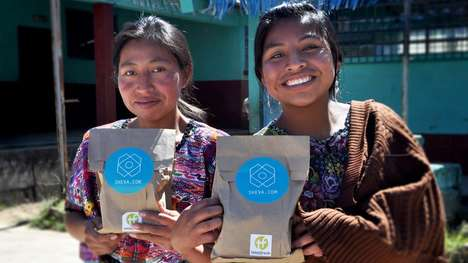 Female-Empowering Feminine Hygiene - The SHEVA Social Enterprise Aims to Change Girls' Lives