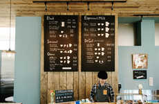 Artisanal Japanese Cafes - Tokyo's Sarutahiko Coffee Boasts Local Products and Home-Grown Goodies
