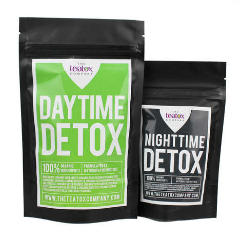 Loose Leaf Medicinal Teas - The Teatox Company Provides a Detox Program for Leaner, Cleaner Bodies