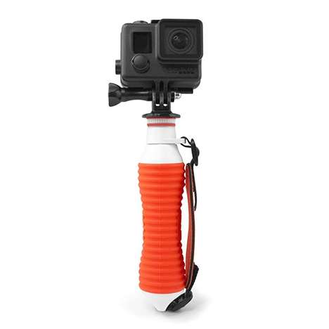 Floating Camera Mounts - The U-Float Mount is Optimized for Water-Based Shooting