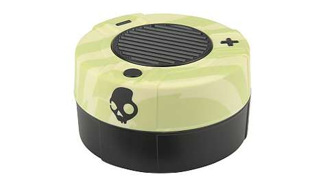 Phosphorescent Sound Systems - A Glow-in-the-Dark Speaker is Perfect for Music-Listening at Midnight