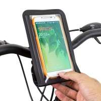 Waterproof Bike Mounts - The Satechi RideMate Offers Protection For Your Smartphone