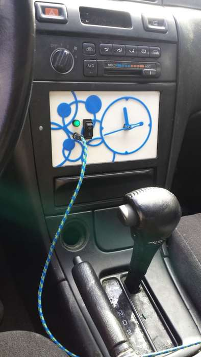 DIY Printed Dashboards - Redditor Sleepwhereweland Mends a Broken Car Radio with 3D-Printed Parts