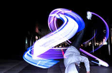 Smart LED Shoes - Orphe by No New Folk Studio Turns Dancing into a Light Show