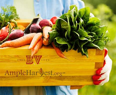 Produce-Sharing Communities - AmpleHarvest.org Lets Gardeners Give to Their Neighbors in Need