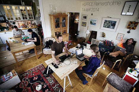 18 Examples of Shared Spaces - From Temporary Vacation Pods to Affordable Working Hubs