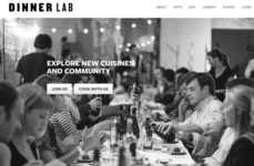 Social Dining Experiments - Dinner Lab is a Community for Undiscovered Chefs and Adventurous Diners
